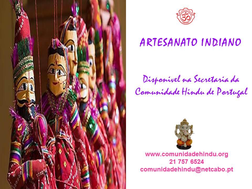 O Artesanato Das Ostras Nome ~ Artesanato Indiano (souvenir) Comunidade Hindu de Portugal