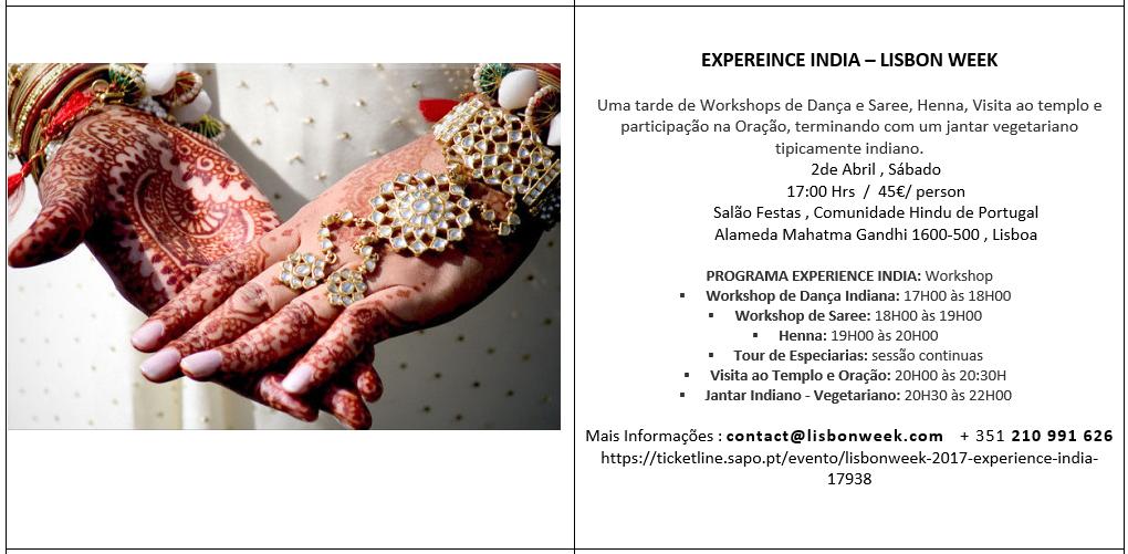 ExperienceIndia
